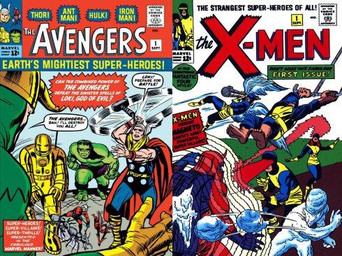 Avengers1-XMen1-1963