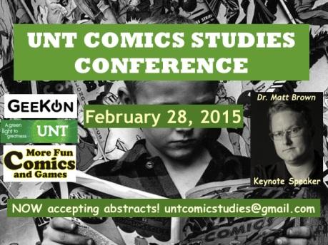 UNT-ComicsStudies2015-tease